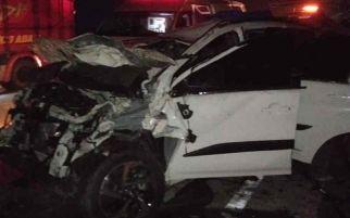 Detik-detik Kecelakaan Maut di Tol Cipali Hari Ini, 8 Orang Tewas