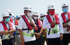 PT PP Berhasil Rampungkan Pembangunan Pelabuhan Internasional Patimban Fase 1 Tepat Waktu - JPNN.com