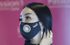 Masker Mewah dan Elegan dengan Berlian, Sebegini Harganya - JPNN.com