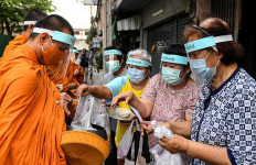 Di Tengah Pandemi, Thailand Buka Pintu Lebar-Lebar untuk Pedagang Tiongkok - JPNN.com