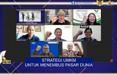 Bea Cukai Kediri Urun Rembuk di Gelaran UMKM Virtual Expo - JPNN.com