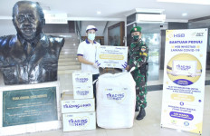 Gandeng ACT, HSB Investasi Salurkan Bantuan untuk Perangi COVID-19 - JPNN.com
