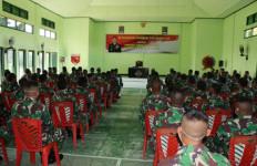 Instruksi Danrem Brigjen TNI Imam ke Prajurit Sangat Jelas, Jangan Coba-coba Dilanggar - JPNN.com