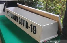 Setiap Hari Tercatat Ada 40 Peti Mati Terjual di Jakarta - JPNN.com