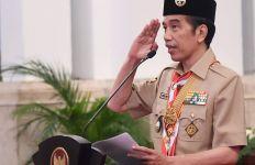 Peringati Hari Pramuka di Masa Pandemi, Jokowi Serukan 2 Gerakan - JPNN.com