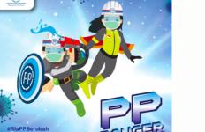 Perangi Corona, PT PP Luncurkan Icon Covid Ranger - JPNN.com
