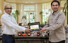 Harapan Aziz Syamsuddin Saat Bertemu Dubes Singapura Untuk Indonesia - JPNN.com