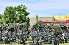 Kasum TNI Periksa Kesiapan Operasi Satgas Pamrahwan Papua - JPNN.com