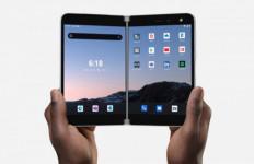 Ponsel Lipat Surface Duo Microsoft Diluncurkan, Ini Harganya - JPNN.com