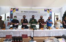 Bea Cukai Riau Amankan Barang Ilegal Bernilai Rp 331 Miliar - JPNN.com