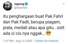Iwan Fals Pertanyakan Penghargaan untuk Fahri Hamzah dan Fadli Zon - JPNN.com