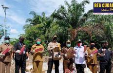 Bea Cukai Turut Musnahkan Barang Bukti Tindak Pidana Kejaksaan Negeri Langsa - JPNN.com