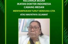IDI Medan: Anggota Kami Kembali Gugur karena COVID-19 - JPNN.com