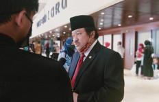Idris Laena: Ada yang Terasa Kurang kalau Tak Pakai Masker - JPNN.com