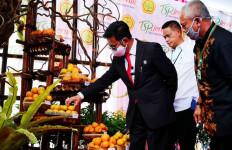 Mentan Syahrul Resmikan Taman Sains Pertanian Jeruk di Malang - JPNN.com