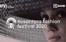 Virtual Fashion NUFF 2020 Penyelamat UMKM dan Pegiat Mode - JPNN.com