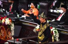 Sidang Paripurna Dihadiri Jokowi dan 98 Anggota DPR Secara Fisik, 231 Lainnya Virtual - JPNN.com