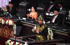 Kelar Pidato di MPR, Presiden Jokowi Langsung Update Status di Twitter - JPNN.com