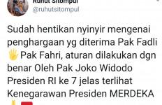 Bang Ruhut Pengin Nyinyiran kepada Fadli Zon & Fahri Hamzah Dihentikan - JPNN.com