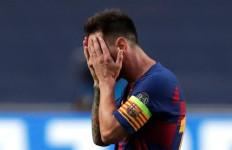 Messi Frustrasi, Dikabarkan Ingin Segera Hengkang dari Barca - JPNN.com