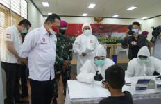 Bamsoet Salurkan Bantuan Ratusan Alat Rapid Test Buat Keluarga Besar Denjaka - JPNN.com