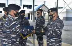 Sah! Laksma TNI Benny Sukandari Resmi Menjabat Komandan Lantamal VI - JPNN.com