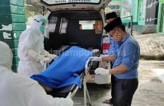 Kabar Duka, Kadis Koperindag Tanggamus Mairosa Meninggal Dunia Usai Upacara - JPNN.com