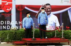 Kenang Jasa Pahlawan, Kemensos Gelar Upacara HUT RI - JPNN.com