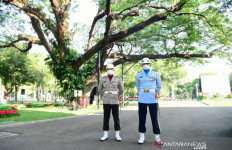 Susunan Petugas Upacara Penurunan Bendera Merah Putih di Istana Merdeka - JPNN.com