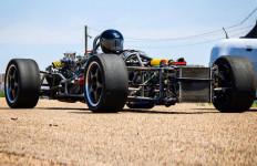 Sangar! Porsche Boxster Disulap jadi Mobil Formula One - JPNN.com