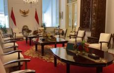 Detik-detik Proklamasi: Ruang Tunggu Mantan Presiden & Wapres Itu Kini Kosong - JPNN.com