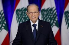 Presiden Lebanon Tidak Percaya Hezbollah Terlibat Ledakan Dahsyat di Beirut - JPNN.com