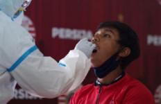 Pemain Persija Jakarta Jalani Tes Usap Sebelum Latihan - JPNN.com