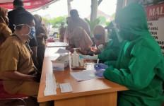 267 ASN Kota Bandar Lampung Mengikuti Rapid Test, Begini Hasilnya - JPNN.com