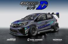 Inilah Pemenang Desain Honda Brio Virtual Modification - JPNN.com