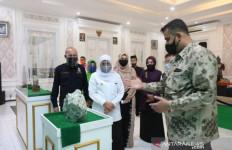 Khofifah dan Habib Hadi Optimistis Peninggalan Rasulullah jadi Wisata Religi - JPNN.com