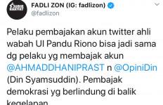 Setelah Din Syamsuddin dan Ahmad Dhani, Fadli Zon Kecam Pembajakan Akun Pakar Kesehatan UI - JPNN.com