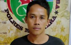 Rumah Iwan Fales Digerebek Polisi, 15 Paket Sabu-sabu dan 35 Butir Ekstasi Jadi Barang Bukti - JPNN.com
