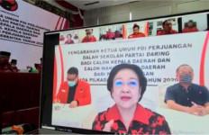 Buka Sekolah Partai, Bu Mega Mengaku Terbebani Prestasi Risma & Anas - JPNN.com