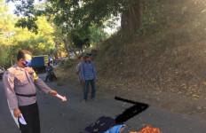 Iksan Pratama Tewas Dibantai, Bukan karena Ditabrak Truk, Pelakunya Ternyata - JPNN.com