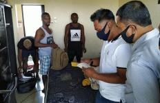 Petugas Curigai Aktivitas WNA Nigeria di Bali - JPNN.com
