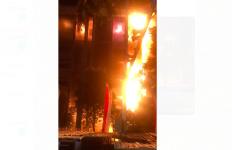 Gedung Kejaksaan Agung Terbakar - JPNN.com