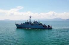 KRI Pulau Rengat-711, Laksanakan Survei Alur Perairan Sebatik - JPNN.com