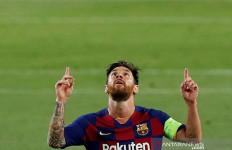 Pro & Kontra di Intenal Manajemen Barcelona soal Status Messi - JPNN.com