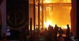 Kesimpulan Bareskrim soal Sebab Kebakaran Gedung Kejagung: Puntung Rokok Kuli Bangunan