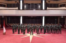 Inilah Daftar Nama 20 Perwira Tinggi TNI yang Naik Pangkat Termasuk Sekretaris Utama BNPT - JPNN.com