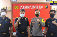 Bea Cukai Magelang dan Polres Purworejo Bersinergi untuk Mengawasi Barang Ilegal - JPNN.com