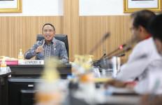 Menpora RI Pimpin Rapat Lanjutan Persiapan Haornas 2020 - JPNN.com