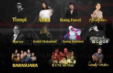 Musisi Lintas Generasi Hebohkan Konser 75 Suara Perjuangan - JPNN.com