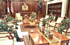 Empat Perwira Tinggi TNI AL Kompak Menghadap KSAL Laksamana Yudo, Ada Apa? - JPNN.com